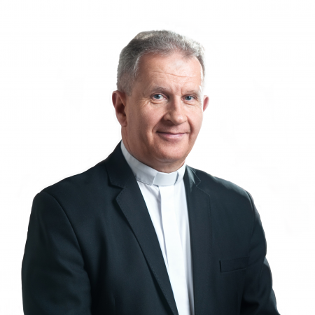 Fr. Bohdan Prach, Ph.D
