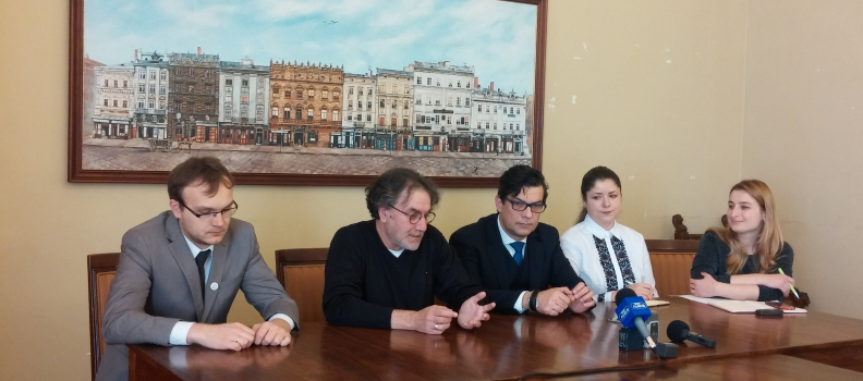 (Українська) У Львові оголосять Почесних Амбасадорів міста на 2017-2019 роки