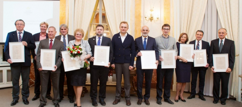Lviv nominates its first Honorary Ambassadors