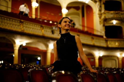 Оксана Линів – Почесна Амбасадорка Львова у топ-6 найкращих диригентів 2020 року
