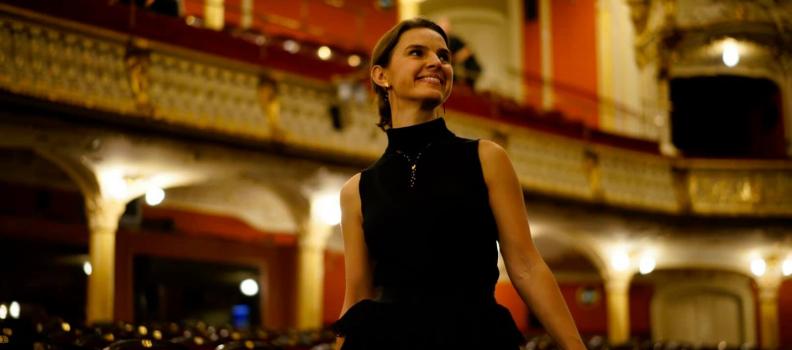 (English) Оксана Линів – Почесна Амбасадорка Львова у топ-6 найкращих диригентів 2020 року