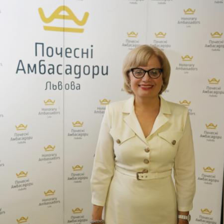 Oksana Zayachkivska
