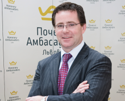 Let us present Stephen Butler – Lviv Honorary Ambassador