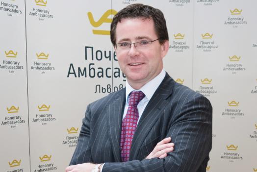 Let us present Stephen Butler – Lviv Honorary Ambassador