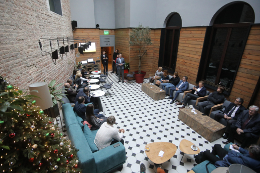 Lviv Honorary Ambassadors club meeting