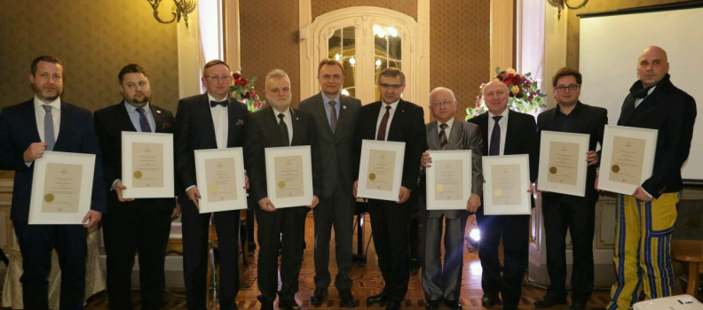 Lviv nominated its second Honorary Ambassadors for 2016-2018