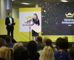 Знайомтесь! Тетяна Струк – Почесна Амбасадорка Львова