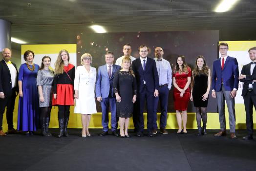 На 5-ій ювілейні Галі представили новообраних Почесних Амбасадорів Львова