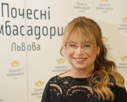Тетяна Струк – Почесна Амбасадорка Львова – організувала конкурс перекладачів серед школярів