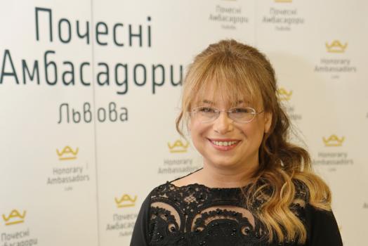 (Українська) Почесна Амбасадорка Львова – Тетяна Струк долучилася до організації конференції перекладачів