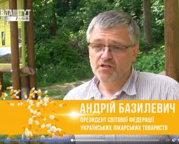 Андрій Базилевич – Почесний Амбасадор Львова відкрив стежки здоров'я