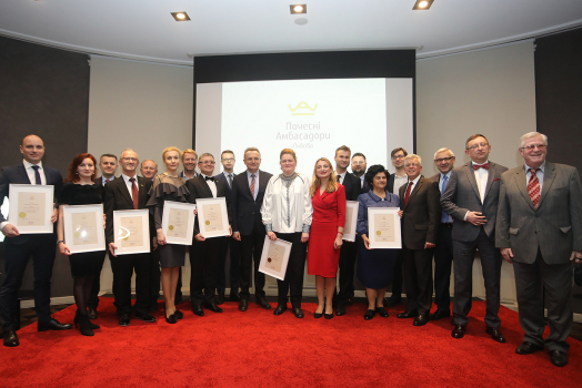 Lviv chose 8 new Honorary Ambassadors of the city