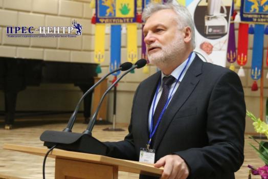 (Українська) Роман Гладишевський – Почесний Амбасадор Львова голова оргкомітету міжнародної конференції