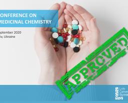 Львів виграв право на поведення 11 Конверсаторіуму з медичної хімії – 2020