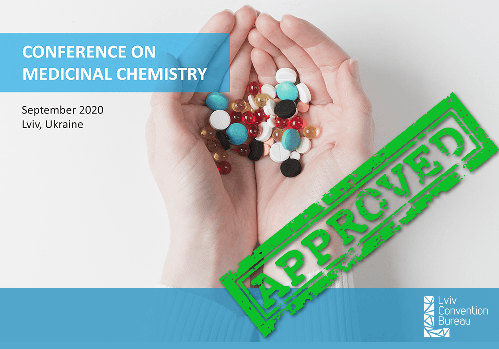 Lviv won the right to host 11th conference on medicinal chemistry in 2020.
