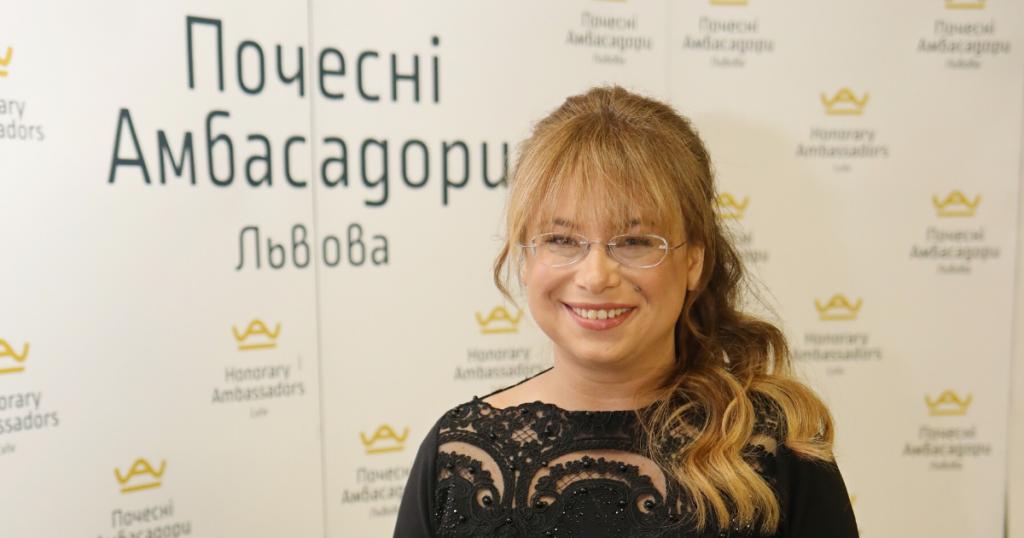 TETYANA STRUK, LVIV HONORARY AMBASSADOR, ORGANIZED A COMPETITION OF TRANSLATORS AMONG SCHOOLCHILDREN
