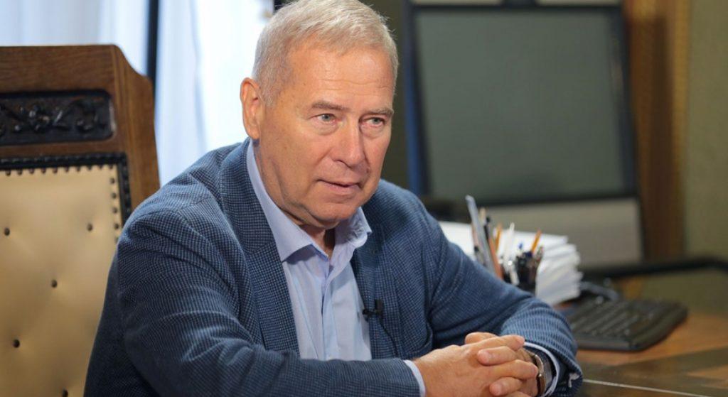 Андрій Сибірний, Почесний Амбасадор Львова, виграв грант на розробку вакцини проти коронавірусу