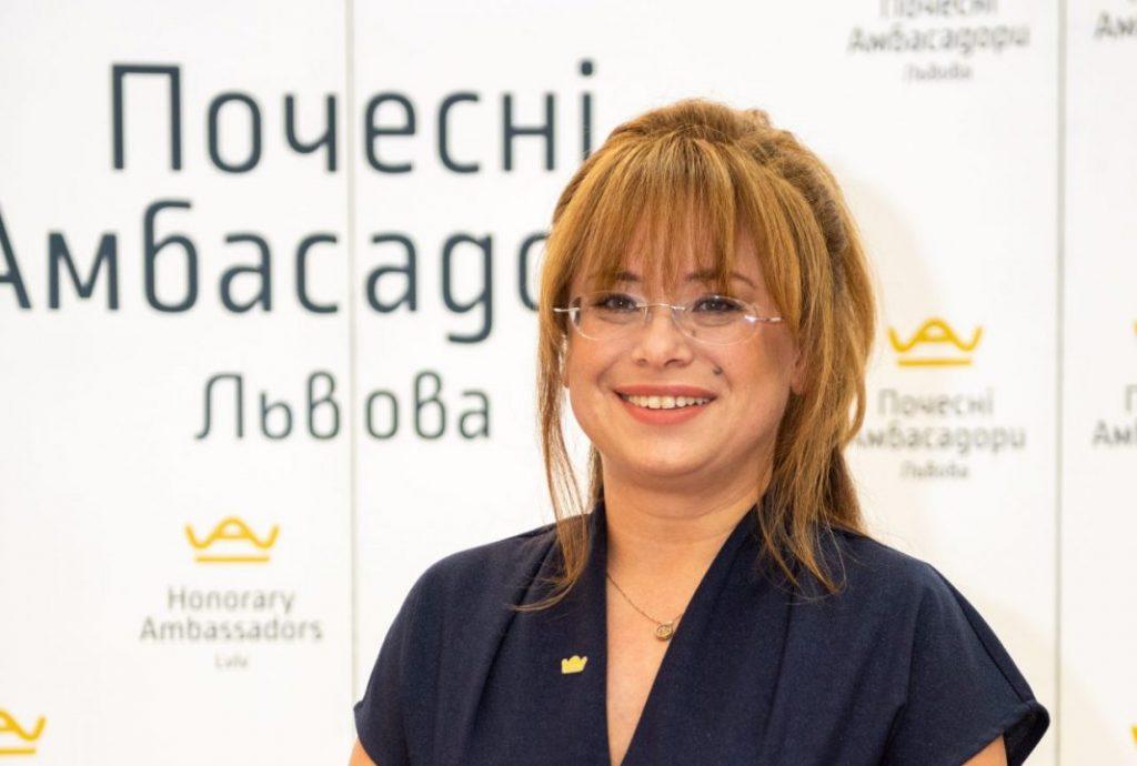 Тетяна Струк, Почесна Амбасадорка Львова, співорганізувала міжнародну конференцію з перекладу