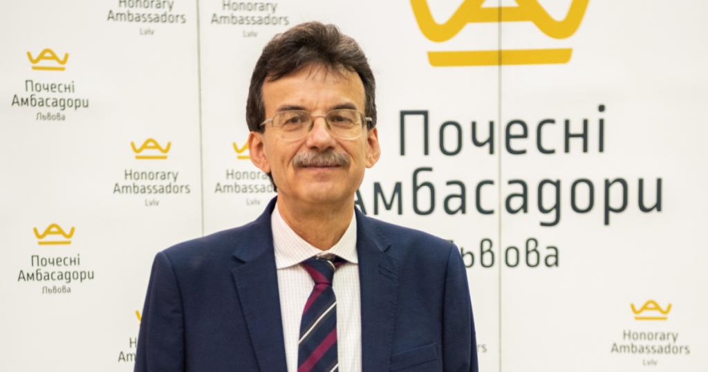 Юрій Головач, Почесний Амбасадор Львова, здобув премію НАН України