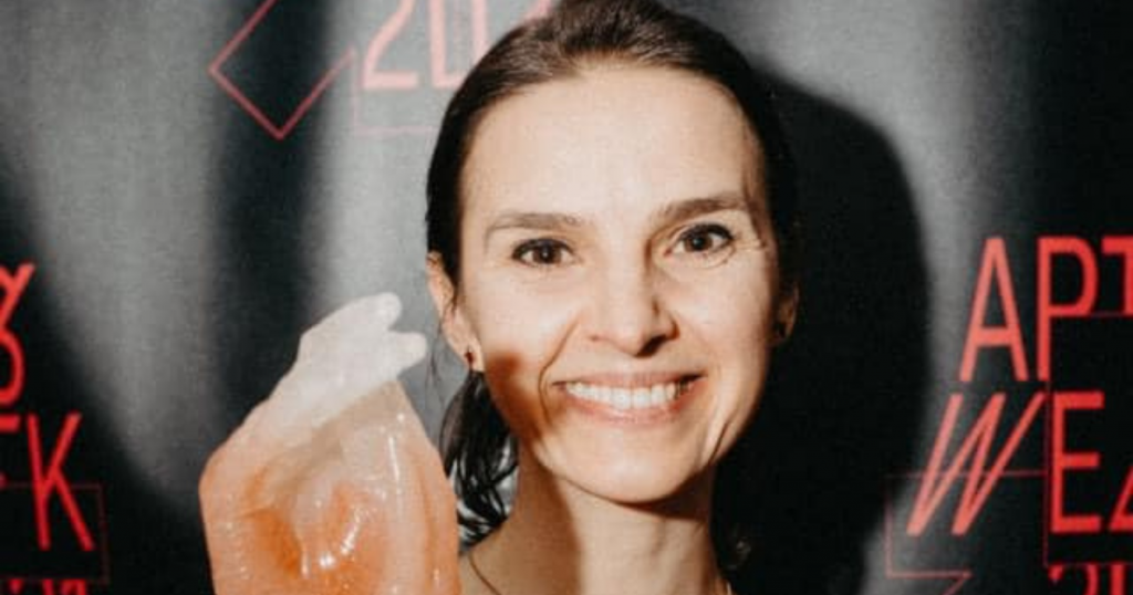 LVIV HONORARY AMBASSADOR OKSANA LYNIV GOT THE WOMEN IN ARTS 2021 AWARD