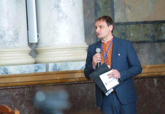 Назар Подольчак, Почесний Амбасадор Львова, організував Перший форум публічного управління та інновацій