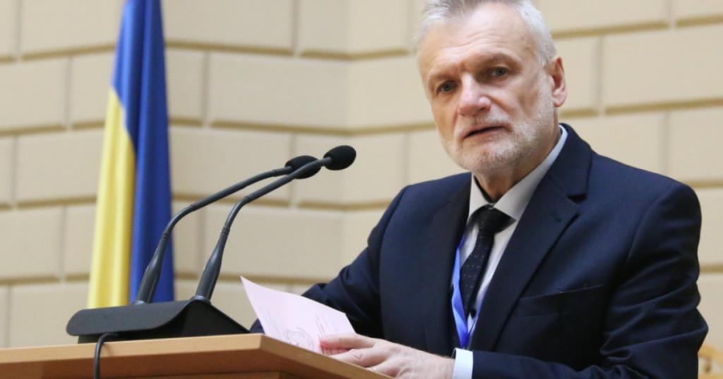 Роман Гладишевський, Почесний Амбасадор Львова, виступив на Хімічних читаннях