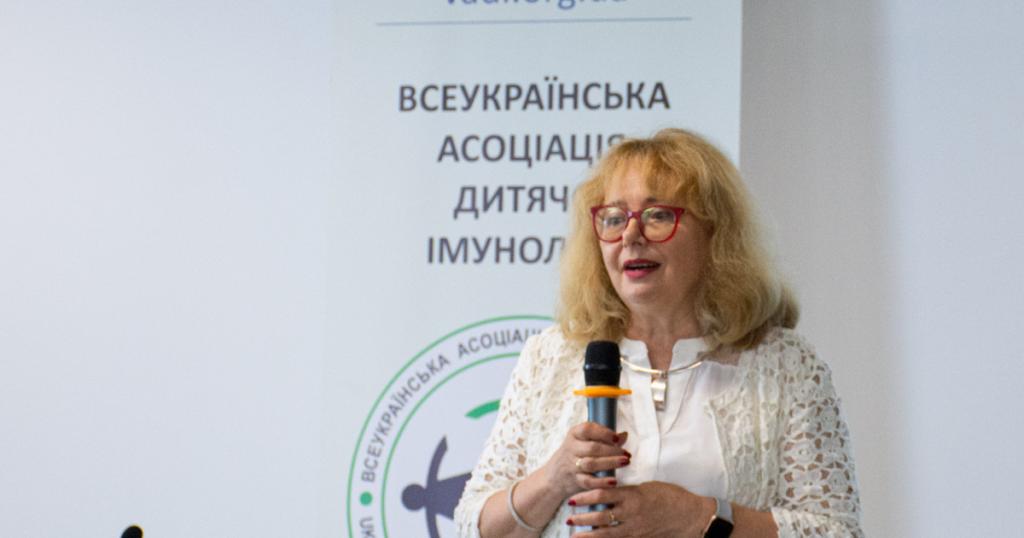 Валентина Чоп'як, Почесна Амбасадорка Львова, взяла участь в конференції про вакцинацію