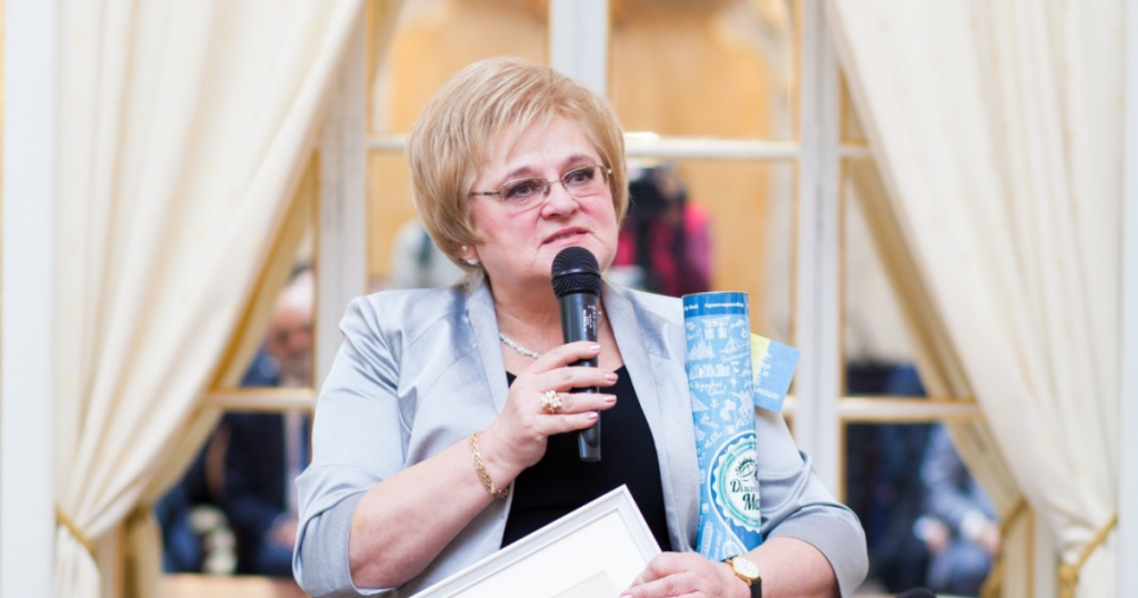 Ірина Ключковська, Почесна Амбасадорка Львова, організувала школу україністики