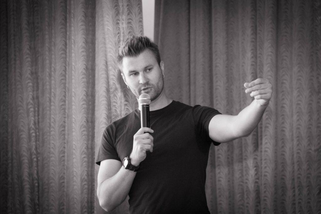Орест Зуб, Почесний Амбасадор Львова, стане спікером на Digital Nomad Week