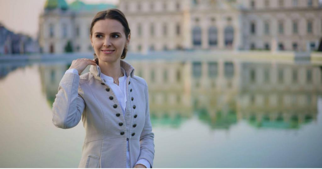 Оксана Линів, Почесна Амбасадорка Львова, отримала премію Mozartpreis 2021